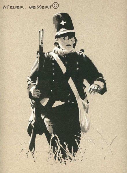 Napoleon, Befreiungskriege, Krieg, Chasseur, Cavalerie, Italie