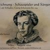 Sänger, Ausstellung, Portrait, Gunpowder