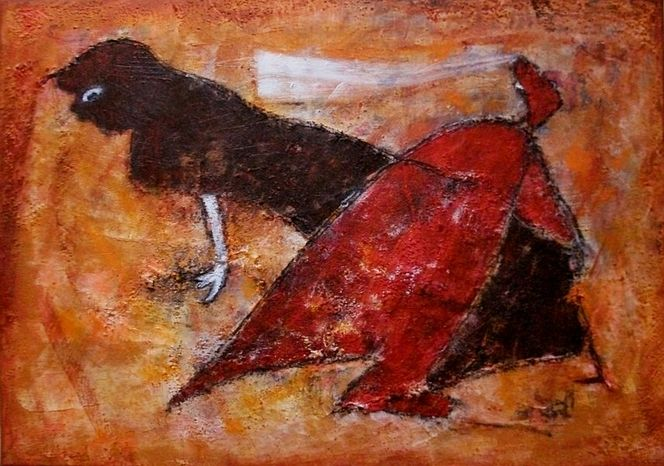 Mix, Acrylmalerei, Malerei