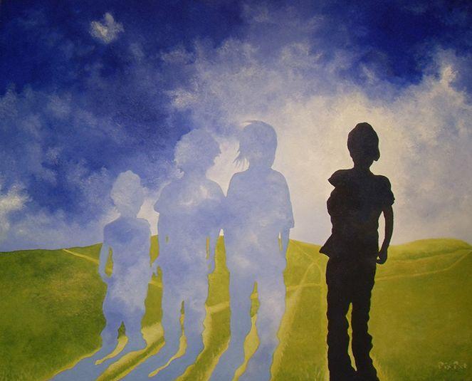 Menschen, Tagträumen, Philosophie, Kinder, Surreal, Besonderheit