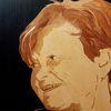 Portrait, Veener, Inlays, Marketerie