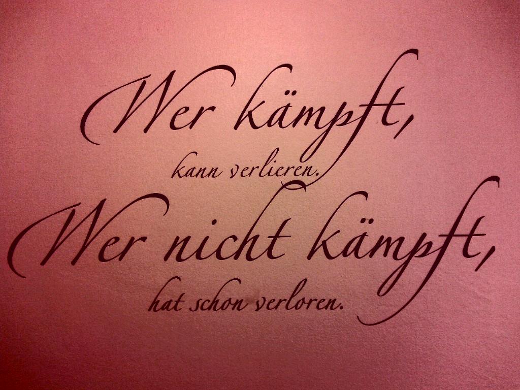 Weisheit Sprüche Rot Rosa Kampf Von Hardvoicezz Bei