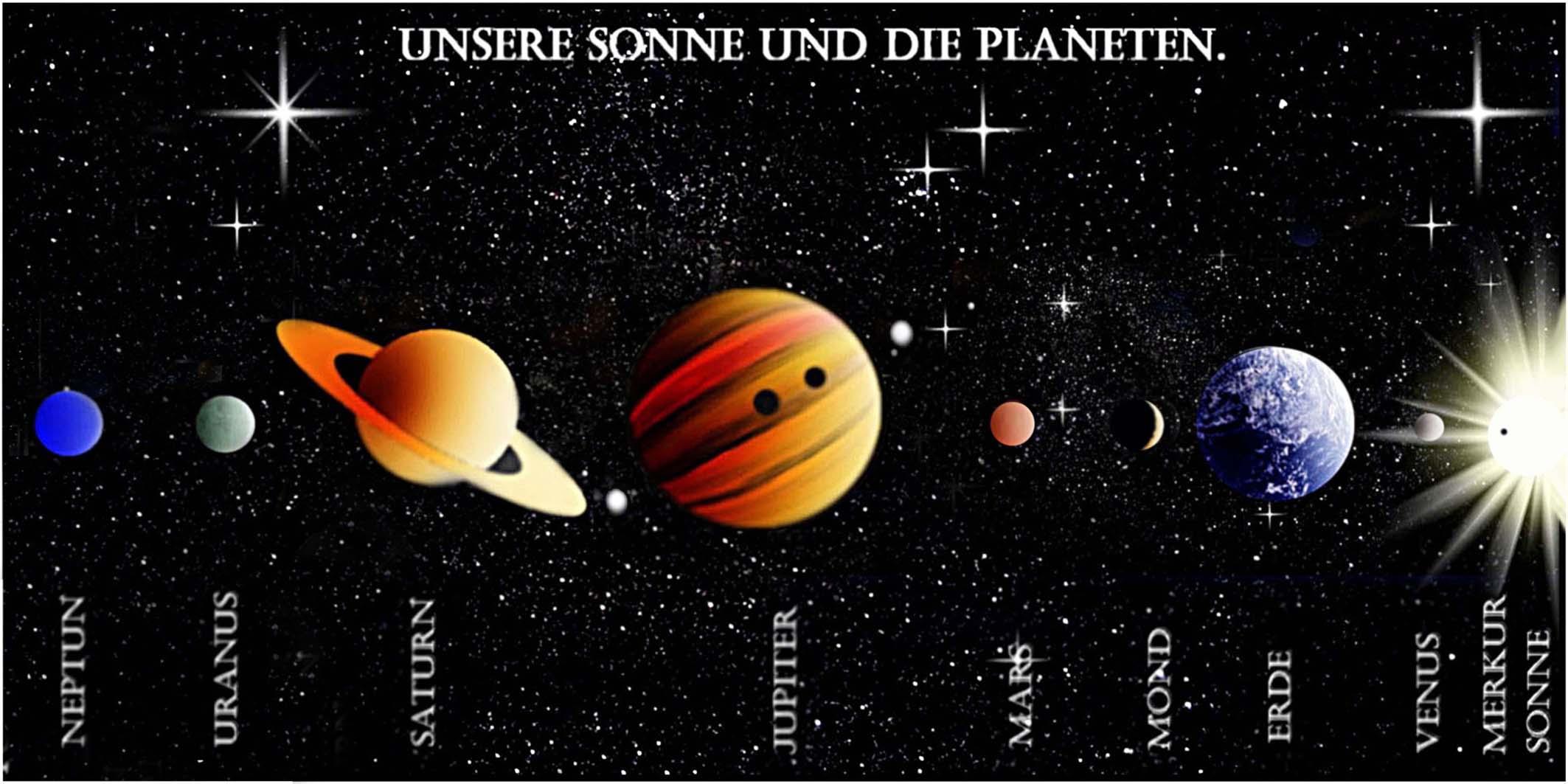 planetensystem