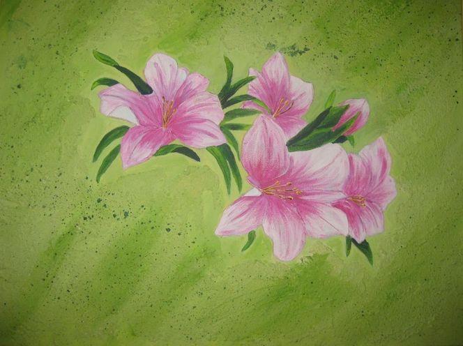 Green bild kunst von jana osti bei kunstnet for Green pflanzen