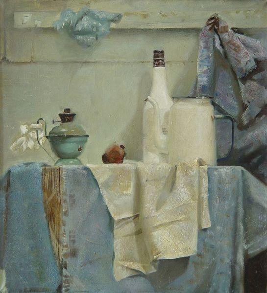 bild lmalerei realistische malerei realismus malerei von alexander gerlach bei kunstnet. Black Bedroom Furniture Sets. Home Design Ideas