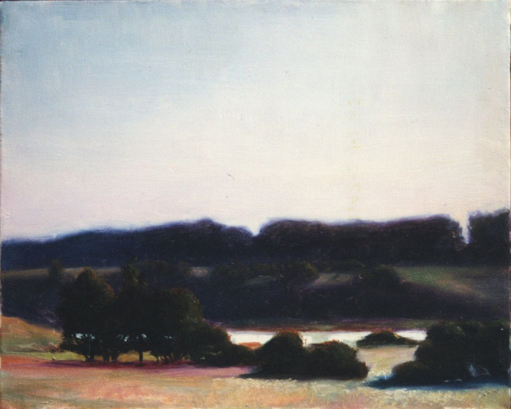 Landschaftsmalerei realismus  Bild: Landschaftsmalerei, Ölmalerei, Realistische malerei ...