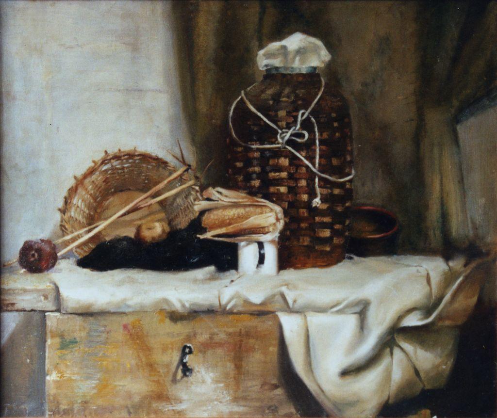 bild realistische malerei lmalerei realismus malerei von alexander gerlach bei kunstnet. Black Bedroom Furniture Sets. Home Design Ideas