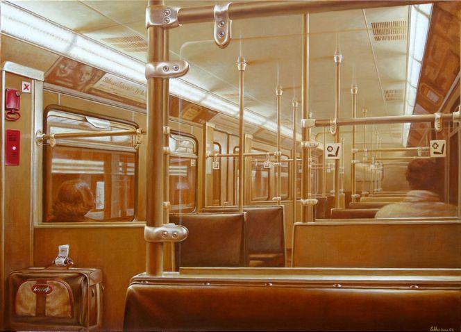 Gegenständlich, Ganremalerei modern, Subjekt, Ölmalerei, Malerei realistisch, Ganre