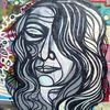 Graffiti, Mauerpark, Berlin, Malerei