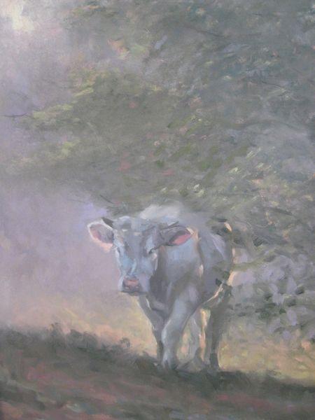 Kuh, Malerei, Tiere