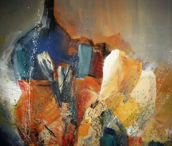 Stillleben, Malerei