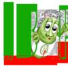 Logo Stilbohnen - logo, stilbohnen, illustration, grafik, bilder, design, skizzen, galerie, digi, bunt, modern
