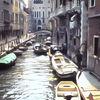 Venezia, Deviant art, Kanal, Venedig