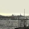 Meer, Hafen, Militär, Ostsee