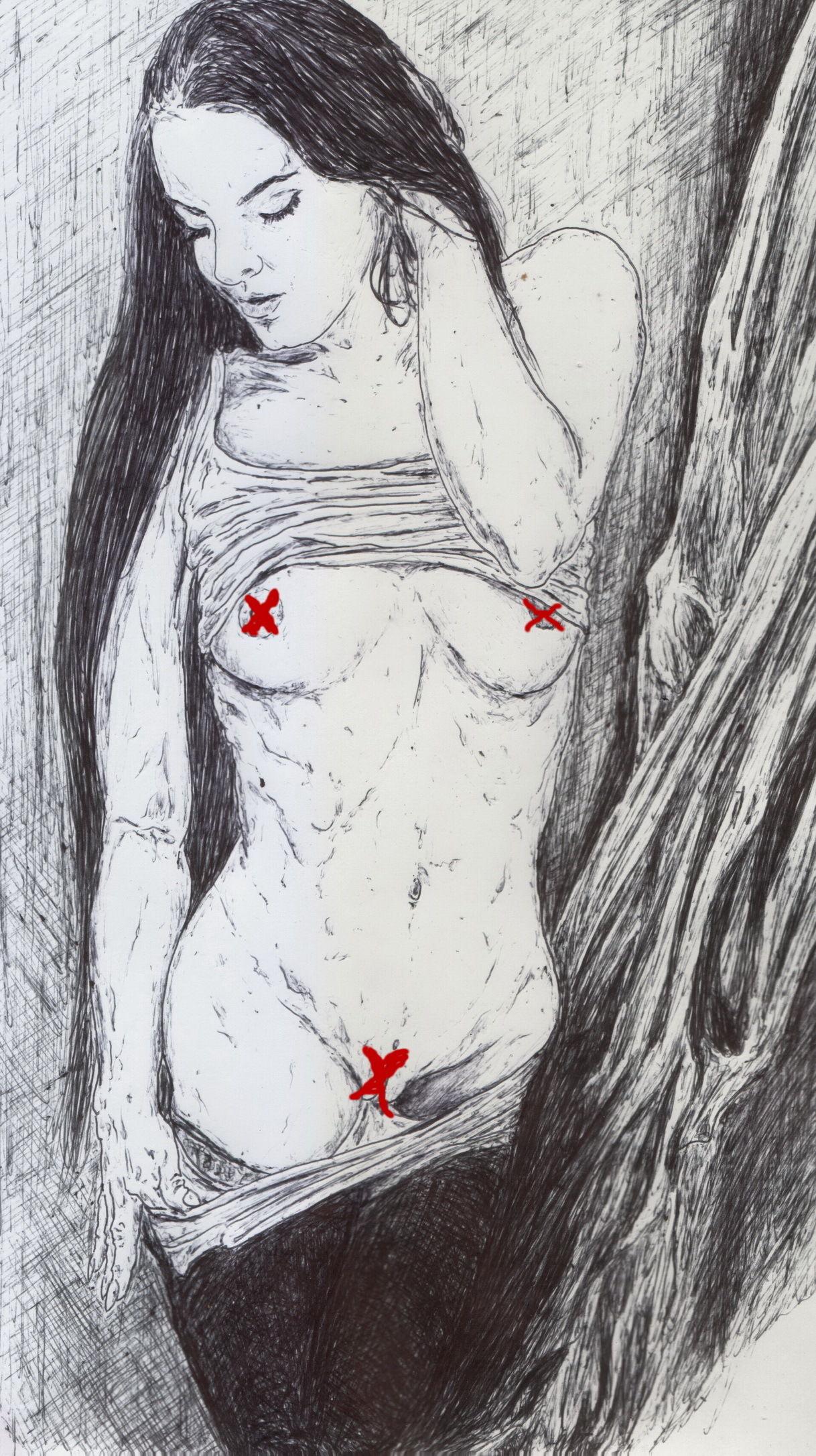Akt Erotik Sexy Nude Frau X Erotic Woman Act Sex Girl