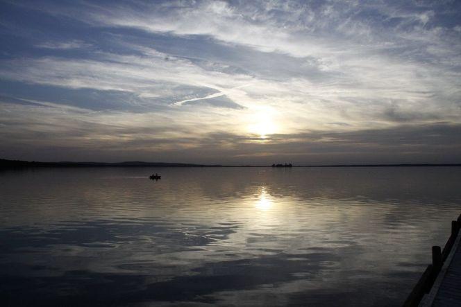 Steinhuder meer sonnenuntergang, Sonne, Wasser, See, Fotografie, Boot