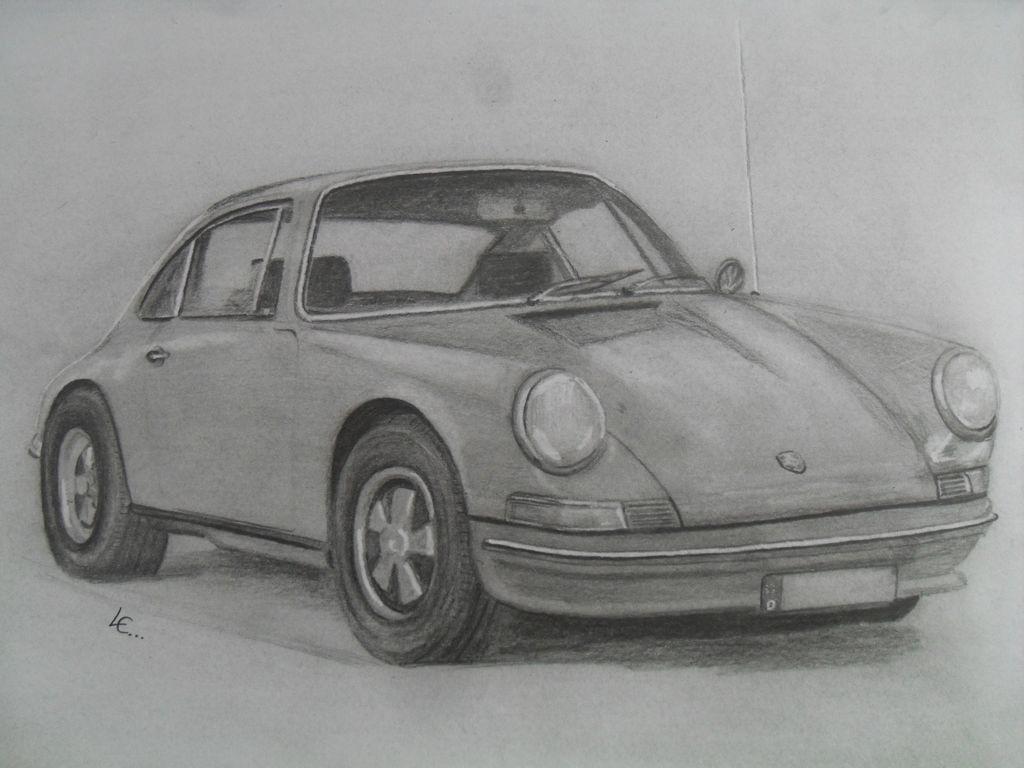 Oldtimer Zeichnung - 59 Bilder und Ideen - gezeichnet - auf KunstNet