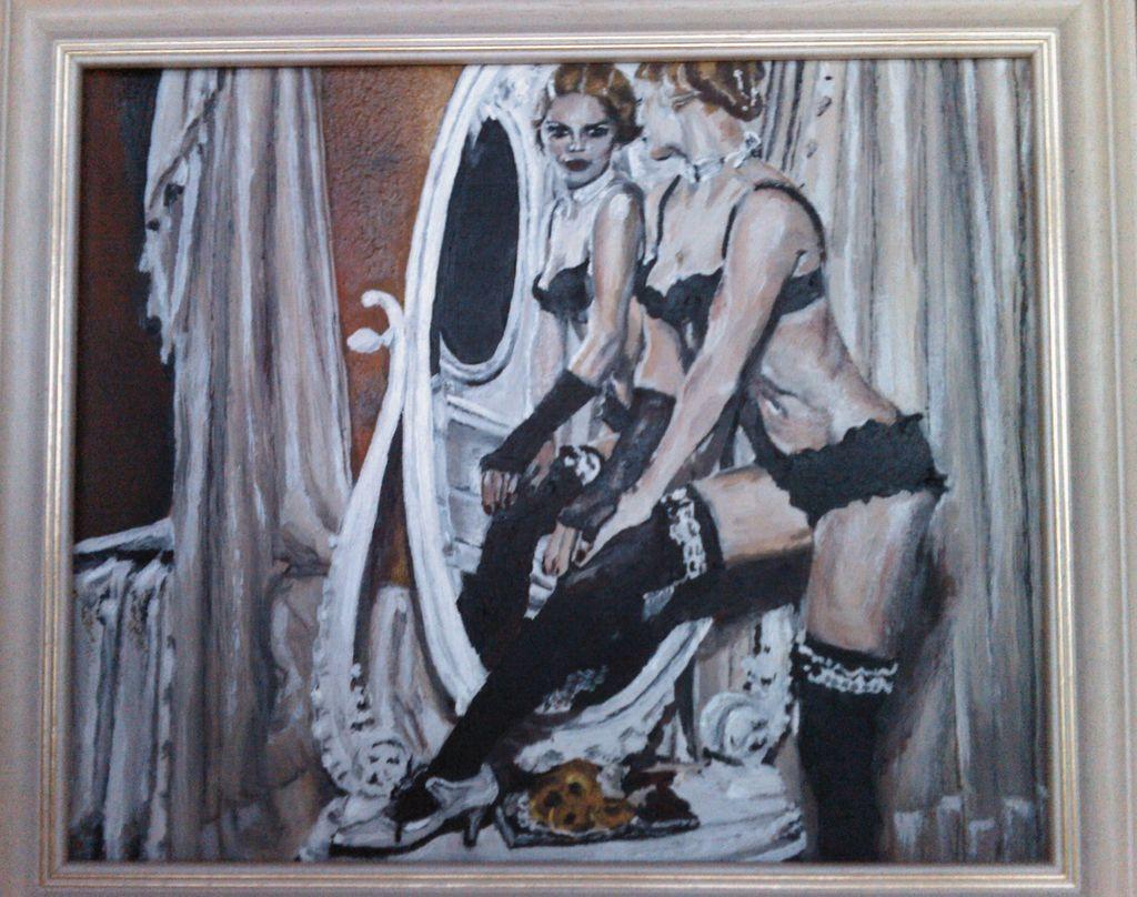 Bild: malerei von heike775 bei kunstnet
