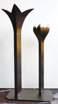 Kunsthandwerk, Metall, Edelstahl