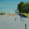 Bodden, Neoexpressionismus, Strandkorb, Dierhagen