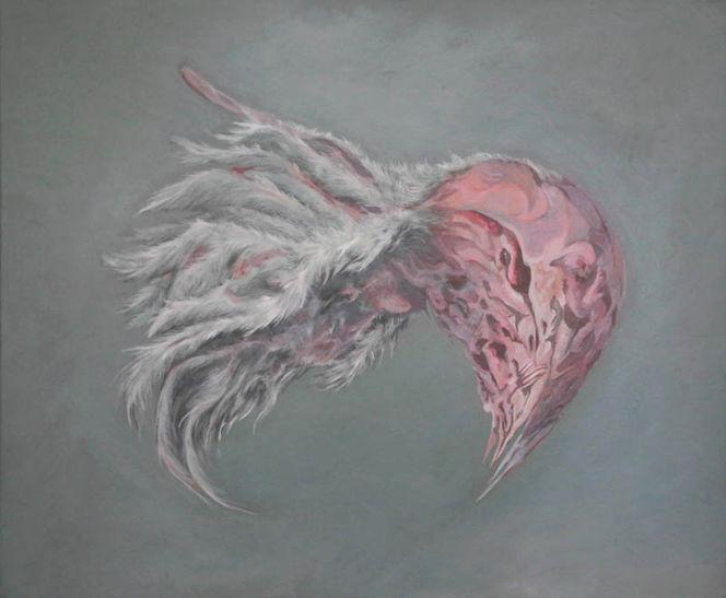 Licht, Malerei neu, Malerei, 2011,