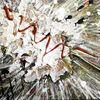 Abstrakt, Zeitgenössisch, Organisch, Weiß