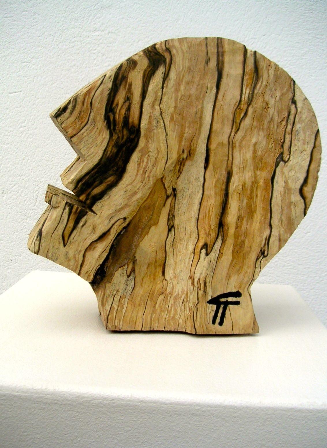 profile holzbildhauer holz moderne kunst holzskulpturen von uwe funke bei kunstnet. Black Bedroom Furniture Sets. Home Design Ideas
