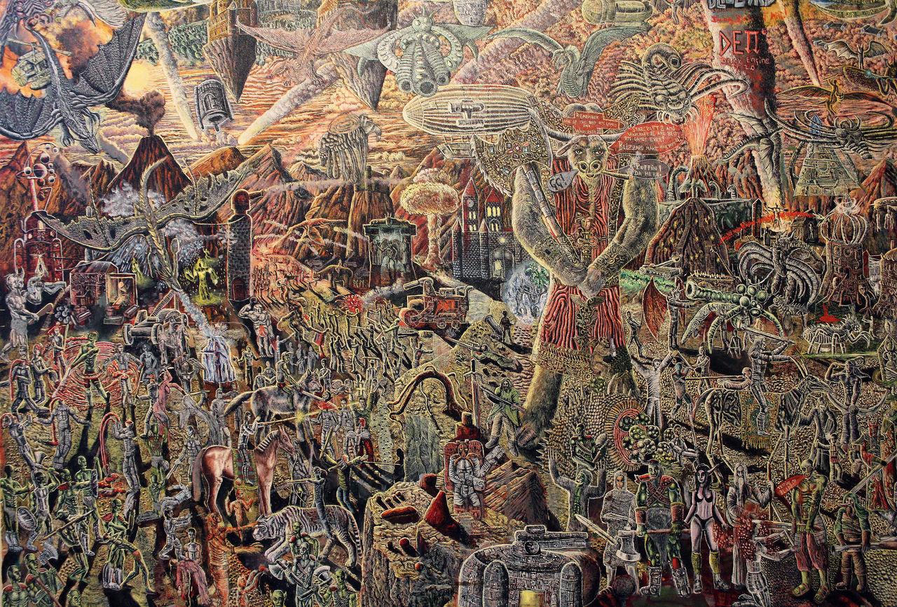 The End Of All Hope Wacraft 3 Orks Herr Der Ringe Menschen Von