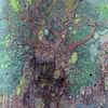 Tree of life, Baum des lebens, Fantasie, Feder und tusche