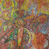 Abstrakte kunst, Neokubismus, Farbige tusche, Tusche