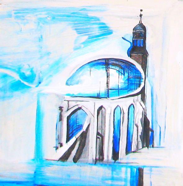 Jesus, Architektur, Verfall, Brücke, Religiron, Haus