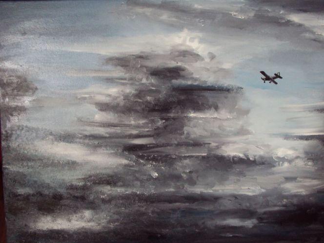 Malerei, Schwere