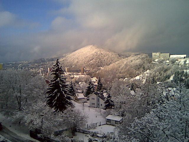 Foto landschaft, Fotografie, Wintermorgen