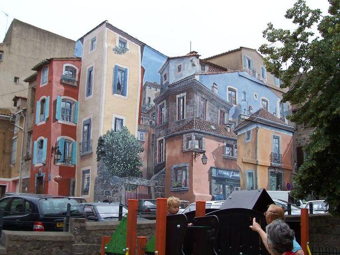 Gebäude, Haus, Fotografie, Architektur, Süd, Frankreich