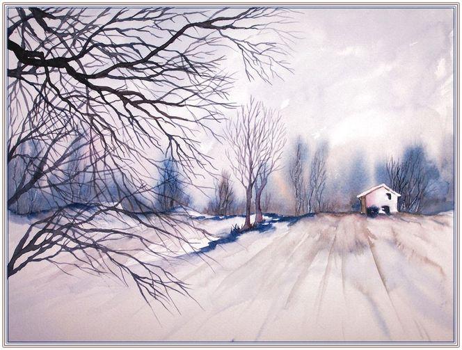 Zweig, Kalt, Natur, Klar, Landschaft, Winter