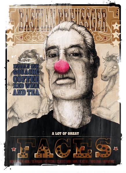 Gesicht, Portrait, Plakatkunst, Menschen, Zeichnungen