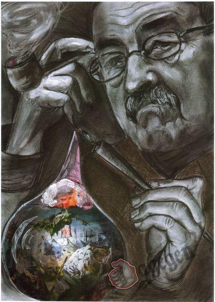 Israel, Boot, Denken, Atommacht, Feder, Meinung