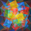 Ölmalerei, Abstrakt, Malerei, Licht