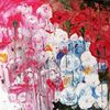 Blüte, Ölmalerei, Abstrakt, Frühling