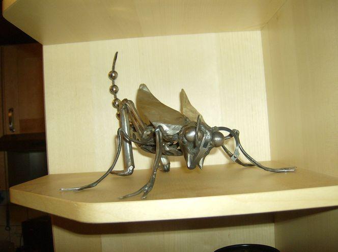 Stechmücke, Rathaus, Alien, Drache, Ausstellung, Phoenix