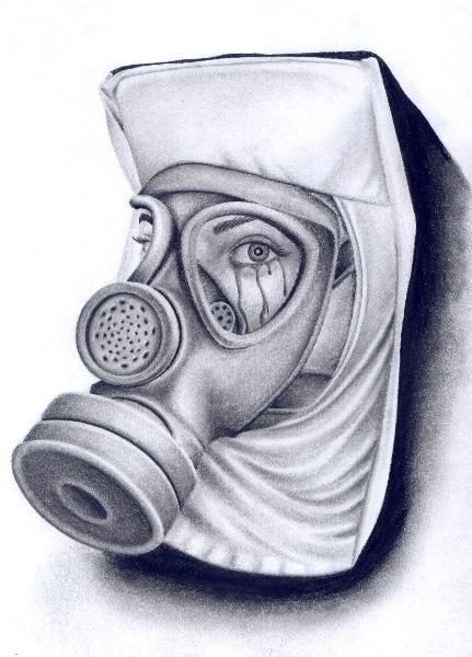 Zeichnungen, Gas