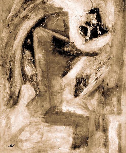 Schatten, Acrylmalerei, Licht, Abstrakt, Schwarz weiß, Malerei