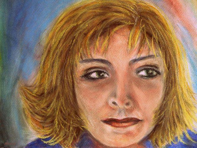 Portrait, Malerei