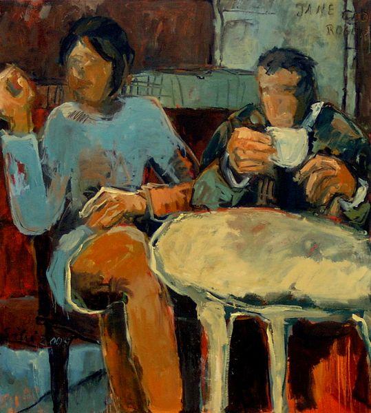 Figürliche malerei, Figurativ, Malerei, 2011, Arbeiten,