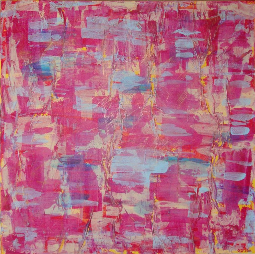 bild - acrylmalerei, spachtel, abstrakt, malerei von abstrakti bei