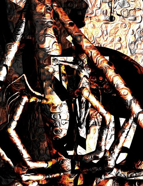Fantasie, Digital, Digitale kunst, Surreal, Jesus,