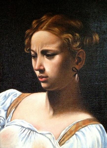 Caravaggio, Malerei,