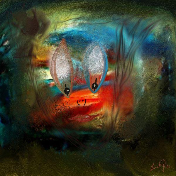 Wasser, Malerei, Blick