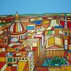 Malta, Kirche, Valletta, Malerei