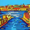 Hafen, Kalkara, Birgu, Malta